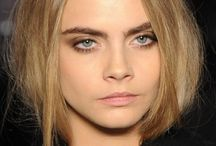 Cara Delevingne makeup styles