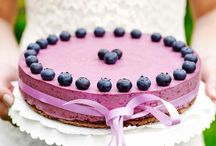 blåbärsmousse tårta