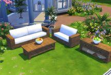 Sims 4 / Sims 4 ,custom content, furniture etc