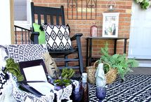 Blog Posts - Porch and Patio / Porch and Patio decor and do it yourself ideas