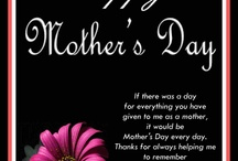Mothers Day ! / by Diana Rangel