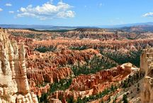 ✈ USA National Parks / Travel inspiration from the US's National Parks • National Parks Roadtrips