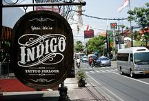 Indigo Tattoo Parlour / The best tattoo studio in Bali