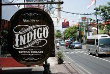 Indigo Tattoo Parlour / The best tattoo studio in Bali