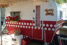 vintage trailer park homes