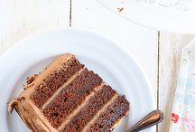tarta choco y caramelo