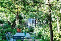 Favourite gardens