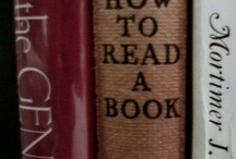 Books Worth Reading / by Polley Green