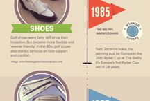 Golf Infographics / by Stacy Solomon