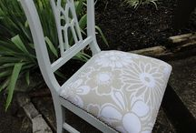 DIY: (Re)upholstery