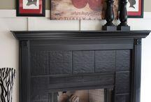 Decor Family Room / by Elizabeth Postak