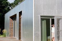 Corrugated Metal Facades