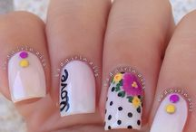 Nail Art Mother's Day