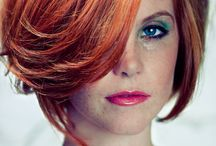 Cut & Color / Hair cut and color inspiration / by Amy Cerney