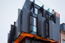 Large container houses