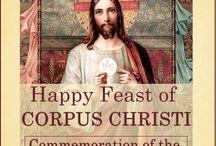 Happy Feast of Corpus Christi