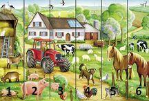 domáce zvieratá