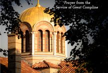 Various Prayer Buttons / Prayers for inspiration   / by Greek Orthodox Archdiocese of America
