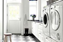 Tvättstuga I Laundry Room