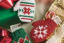 Стежки для вязания