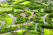Reissukohteet Hollanti