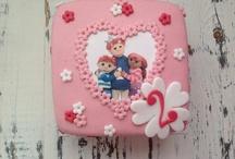 Verjaardag :taarten