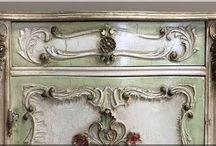 Barokk bútorok