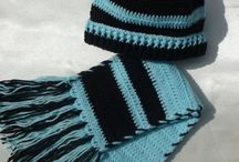 Hat & Scarf sets with gloves