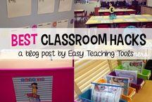 Classroom hacks