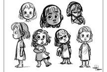 niña pequeña