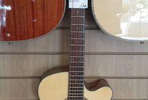 Aria / Acoustic Guitars