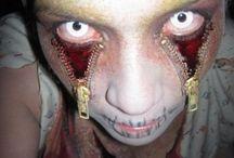 Halloween und Karneval