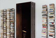 Biblioteca, Bookend