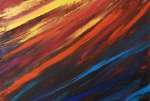 """""""Abstract Art"""" by Ricardo Garces Art"""