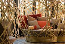 Cocons bambou déambulons