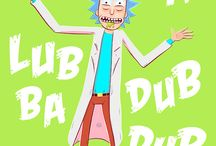 Rick and Morty (:V)