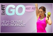 BeFit Go: HIIT Fit / The BeFit Go 30 day HIIT Fit workout plan.  / by BeFit