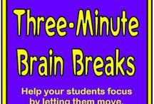 Brain breaks / by Lacy Wright