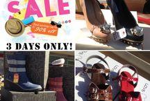 Sidewalk Sale 2016! / June Sidewalk Sale http://www.traxxfootwear.ca/catalog/12225P/-sidewalk-sale-