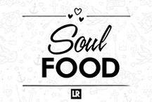 Soul Food / Snack ideas for little Rockstars in the making.