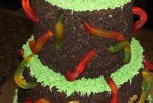 calebs 6th birthday cake