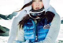 Ski / Stroje narciarskie