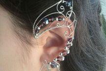 Jewelry, Metal & Glass