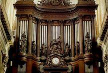 Amazing church organ