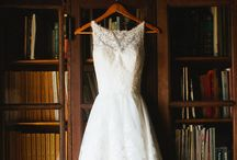 Wedding dresses / by Shannon Bickford