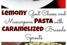 Těstoviny - pasta