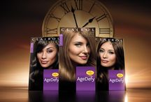 Clairol Expert Age Defy  / Our most advanced gray coverage technology. #AgeDefy  / by Clairol Color