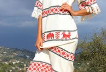 mexican cotton dress