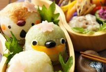 Bento food&things