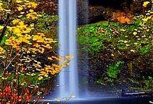 Waterfalls, Rivers, Streams, etc.